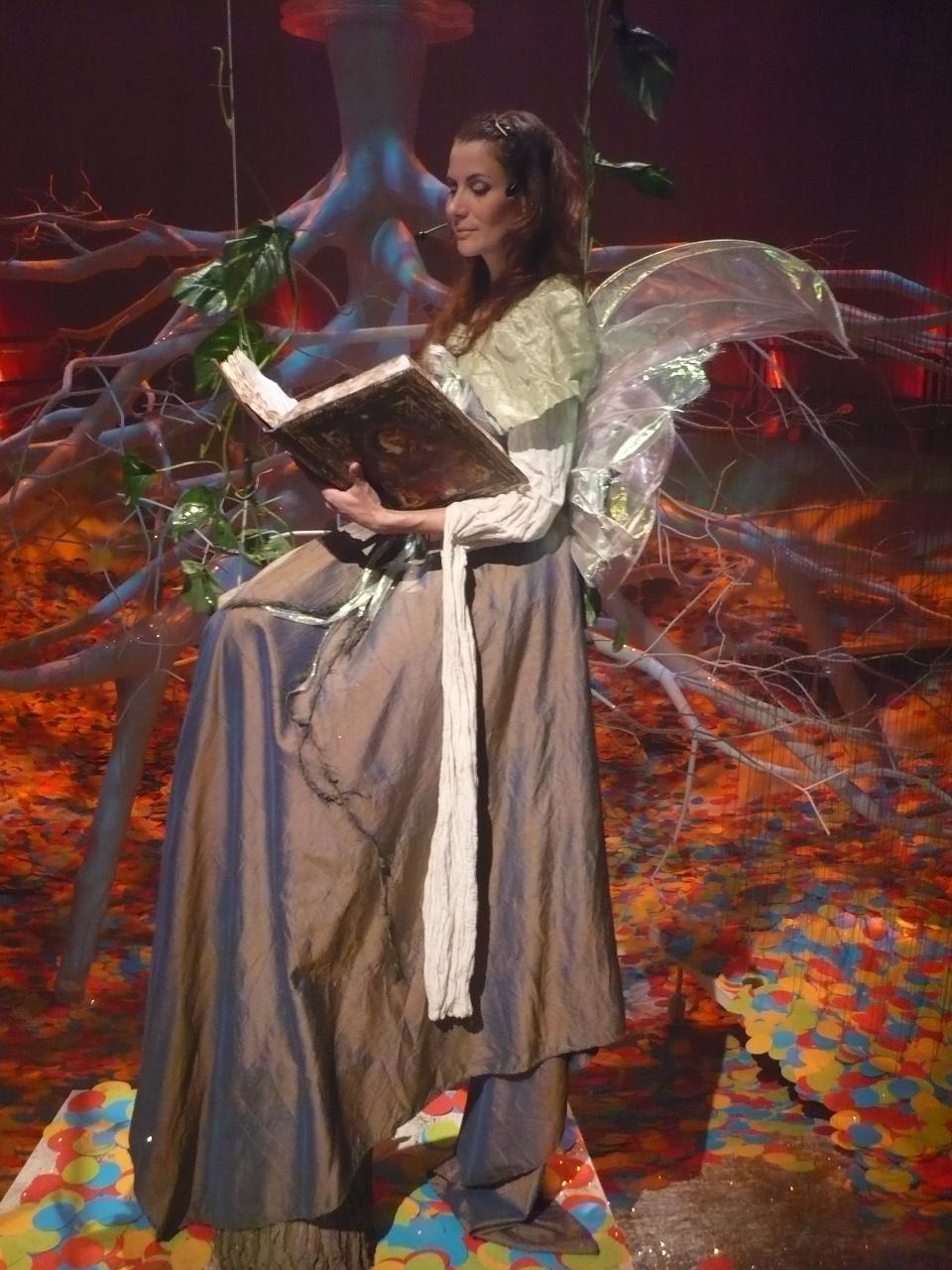 Géraldine Kannamma -Contes de l'arbre2