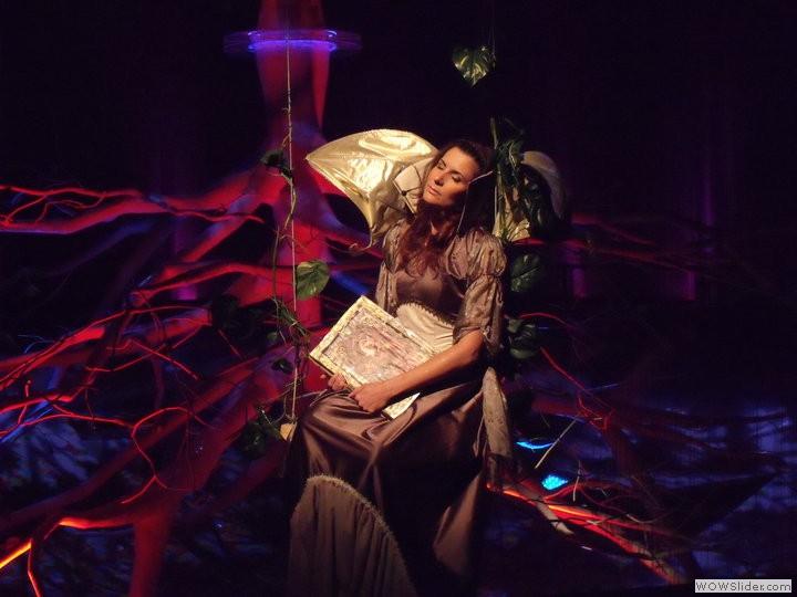 Géraldine Kannamma - Contes de l'arbre1
