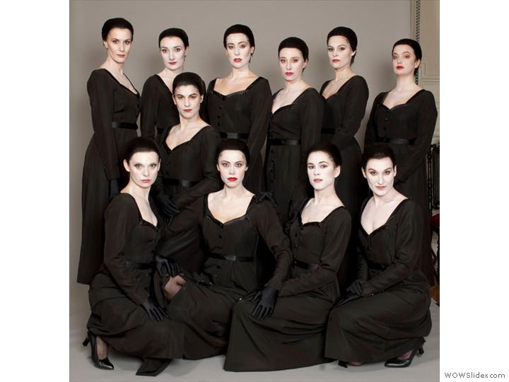 La Veuve Joyeuse Opera de Paris