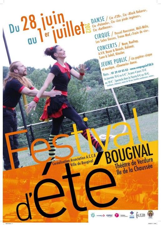 Festival d'été de Bougival 2012