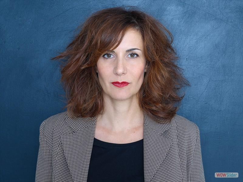 Geraldine K Envoi